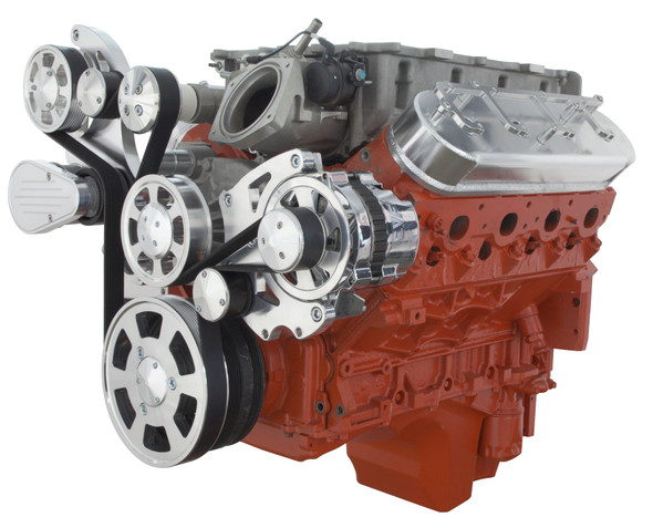 LSA WRAPTOR ALTERNATOR ONLY RIGHT SIDE VIEW