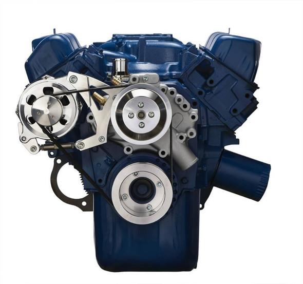 Ford 351C, 351M & 400 Serpentine System - Alternator Only