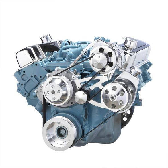 Pontiac Serpentine Conversion - Power Steering
