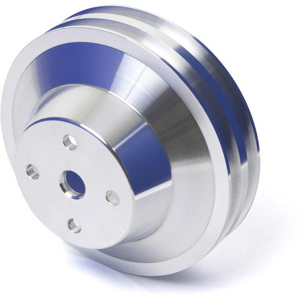 Big Block Chevy Water Pump Pulley 2 Groove