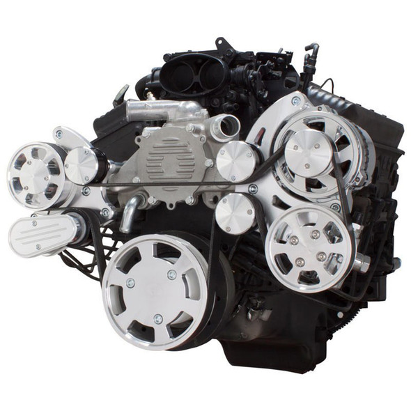Serpentine System for LT1 Generation II - Power Steering & Alternator
