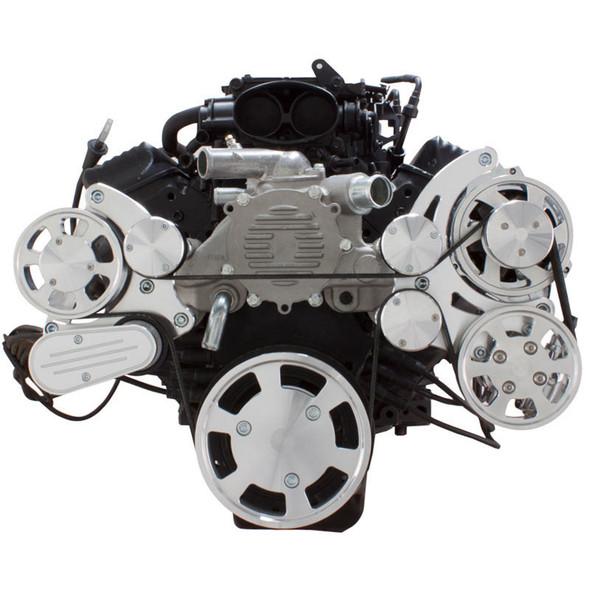 Serpentine System for LT1 Generation II - Power Steering & Alternator
