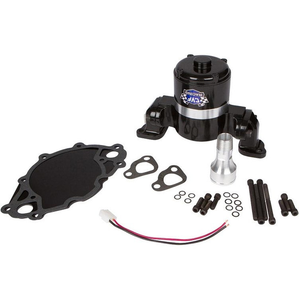 Ford 351C Electric Water Pump - 35 GPM, Black