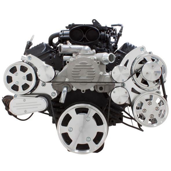 Serpentine System for LT1 Generation II - AC, Power Steering & Alternator