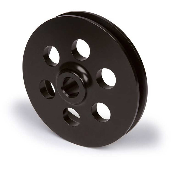 Stealth Black Small Block Ford Power Steering Pulley