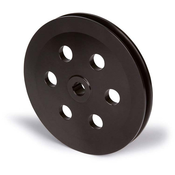 Stealth Black Small Block Chrysler Power Steering Pulley