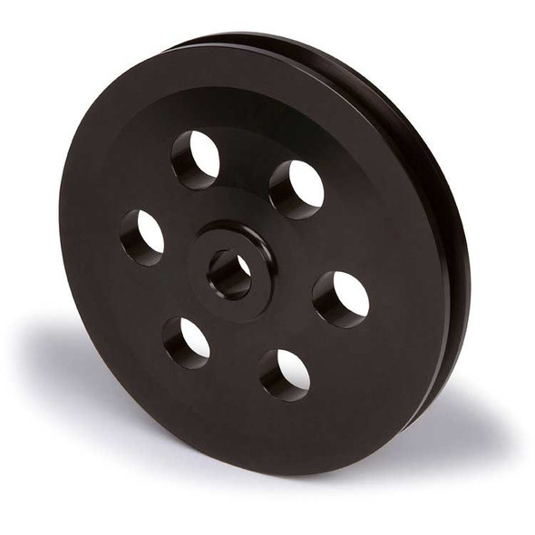 Stealth Black Pontiac Power Steering Pulley
