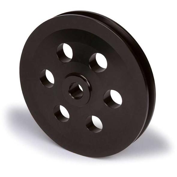 Stealth Black Pontiac Power Steering Pulley