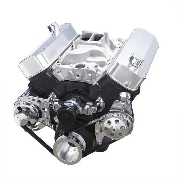Chevy Big Block Serpentine Conversion Kit - Power Steering
