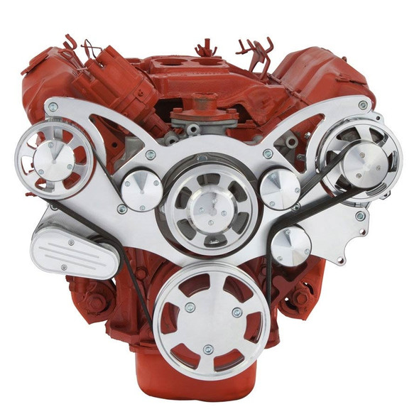 Serpentine System for Big Block Mopar - Alternator Only