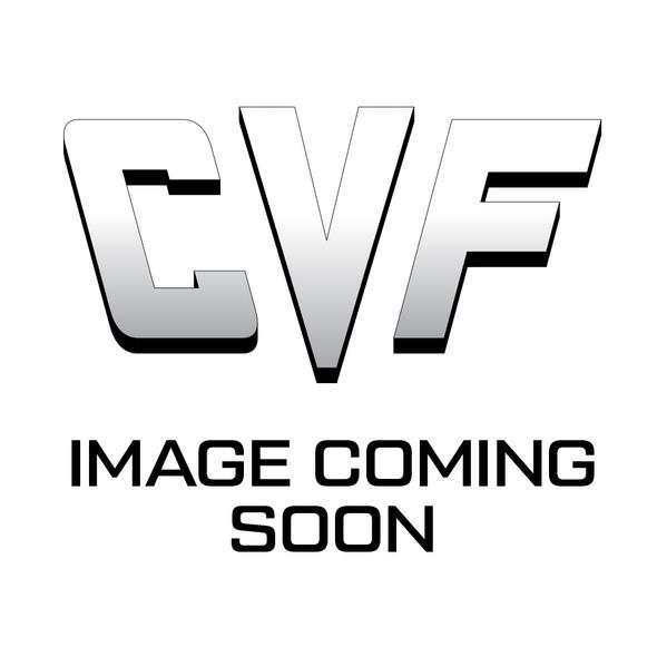 Black Diamond Chevy LS Mid Mount Serpentine Kit - TorqStorm - Power Steering & Alternator