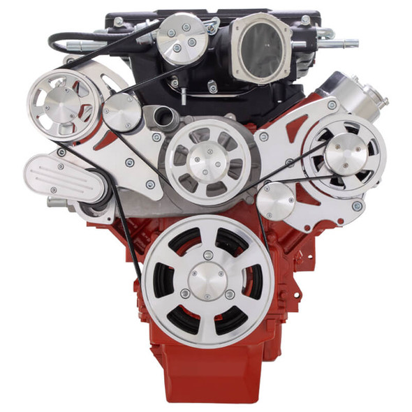 Chevy LS Serpentine Kit - Magnuson - Alternator