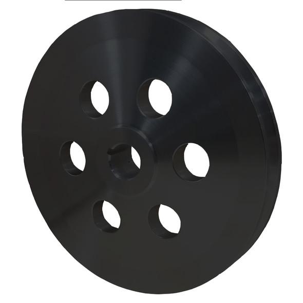 Stealth Black Ford Power Steering Pulley V-Belt 289 & 302