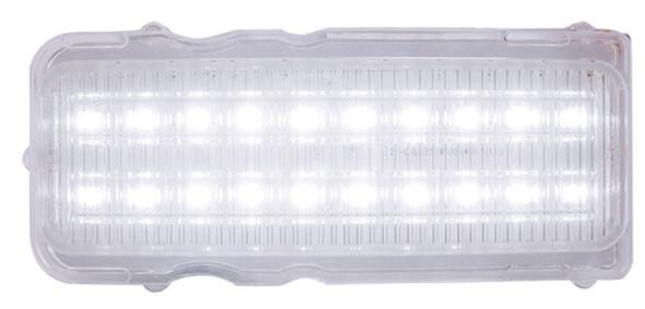 1968 Chevy Camaro LED Backup Light Illuminated