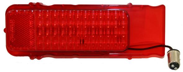 1968 Chevy Camaro LED Tail Light (Red/Pair)