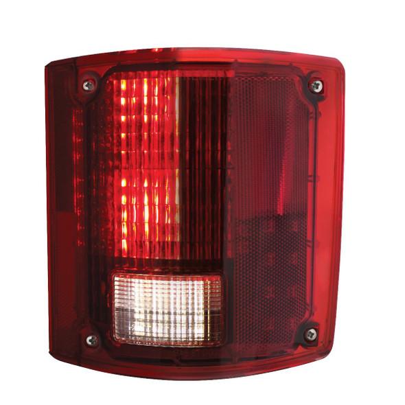 1973 - 1987 Chevy Tail Light SEQ lit