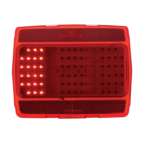 1966 Ford Mustang LED Sequential Tail Light