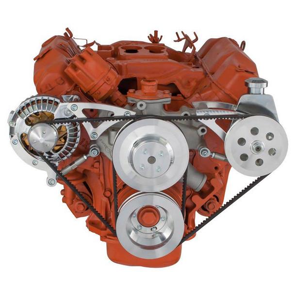 Chrysler Big Block Power Steering & Alternator System