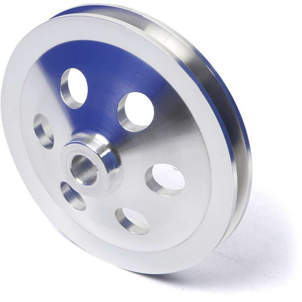 Small Block Chevy Power Steering Pulley