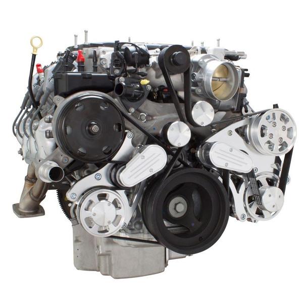 Serpentine System for LT4 Supercharged Generation V - Power Steering & Alternator