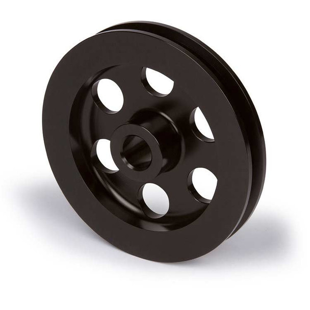 Stealth Black Ford Power Steering Pulley