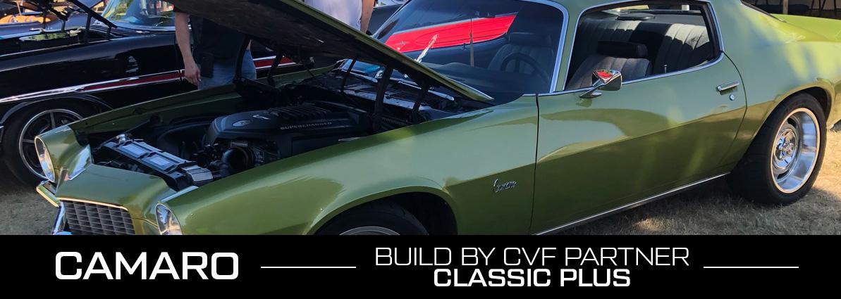 CVF Dealer Classic Plus Featured Custom Camaro Build
