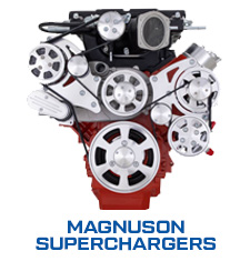 Chevy LS Wraptor Serpentine Supercharger kit for Magnuson