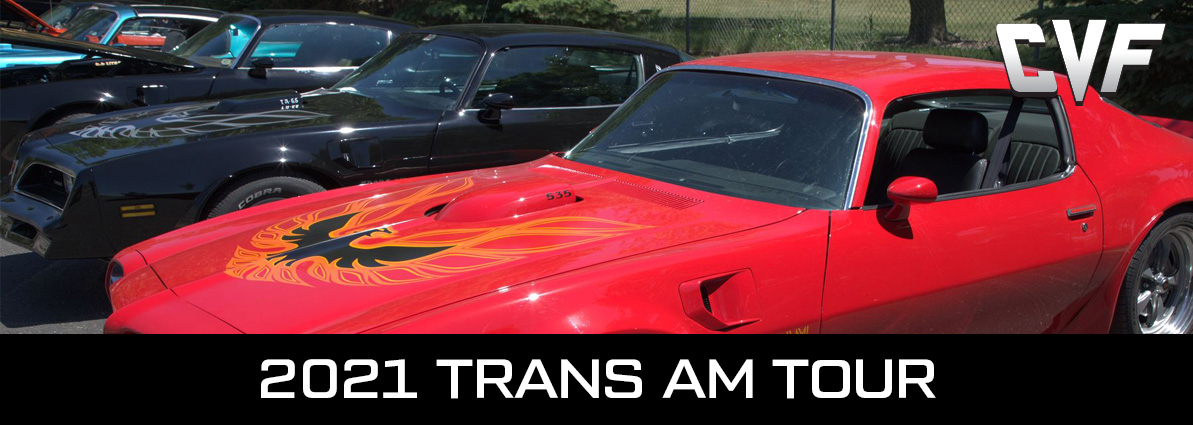 CVF Pontiac Trans-Am Firebird Visit