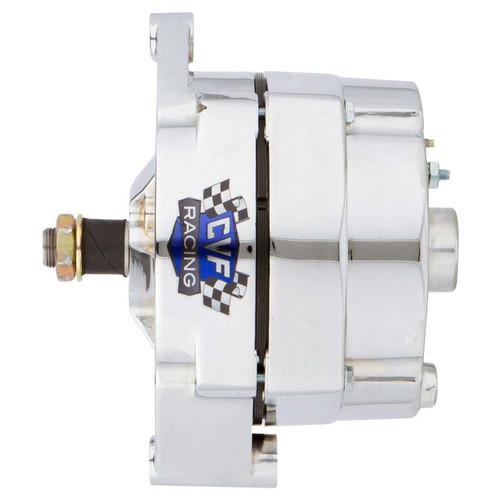 Gm 1 Wire Alternator  140 Amp  Chrome