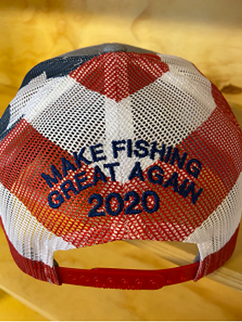 F&F Make Fishing Great Again Hat