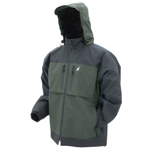 Frogg Togg Anura HD Jacket Green / Carbon