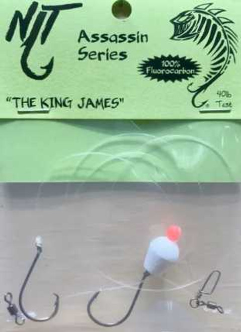 NT KING JAMES RIG