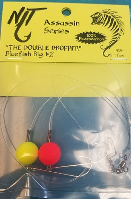NT The Double Dropper Bluefish Rig #2