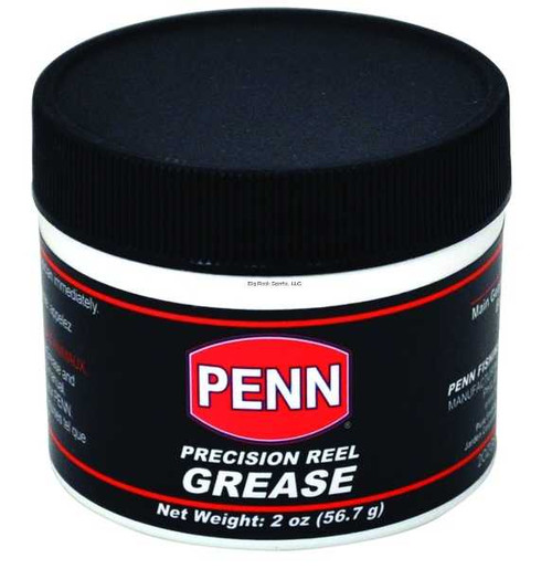 Penn 2OZGSESD12 Reel Grease 2oz
