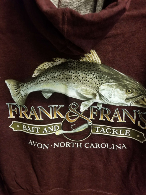 F&F 2020 FF Speckled Trout Hoodie