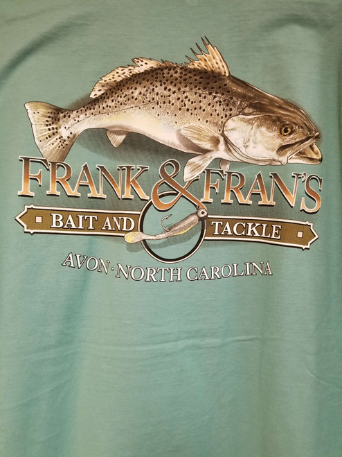 F&F 2020 FF Speckled Trout Long Sleeve With Pocket