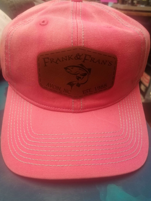 F&F Fahrenheit 311 Leather Patch Hat