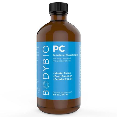 BodyBio PC 3000 mg 8 oz