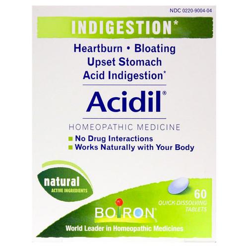 Acidil™ 60 tabs