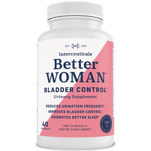Better WOMAN 40 caps