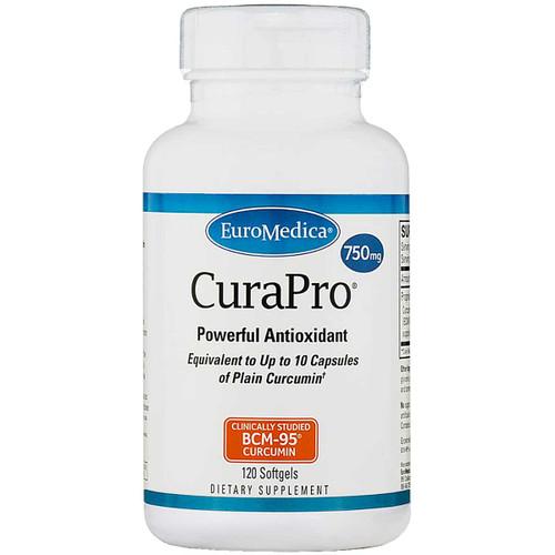 CuraPro® 750 mg 120 gels