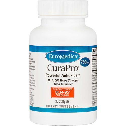 CuraPro® 750 mg 30 gels