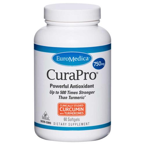 CuraPro® 750 mg 60 gels