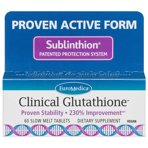Clinical Glutathione™ 60 tabs