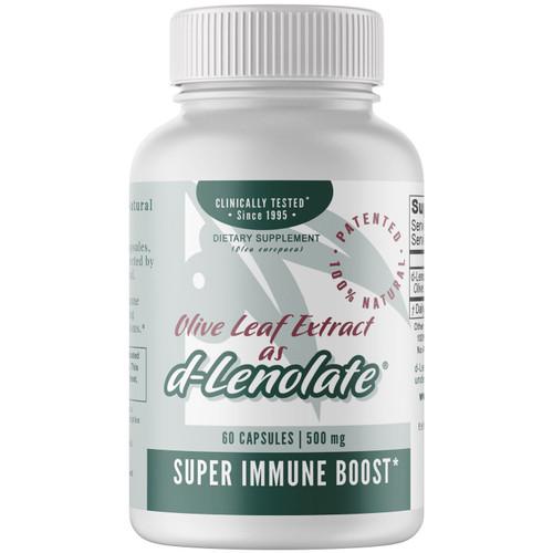 d-Lenolate® 60 capsules
