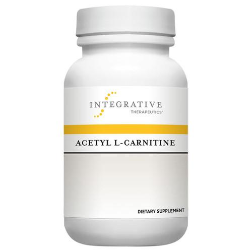 Acetyl L-Carnitine 500 mg 60 caps