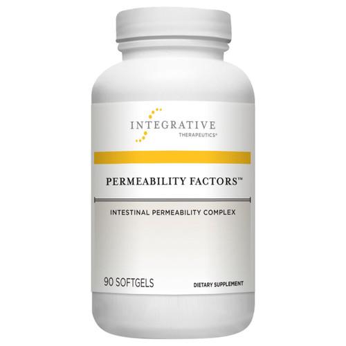 Permeability Factors 90 gels