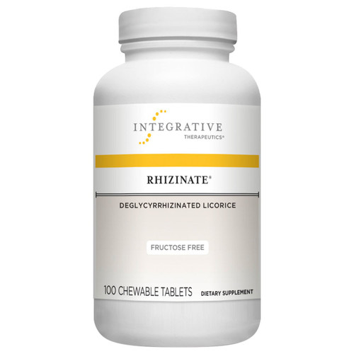 Rhizinate® DGL <br>Fructose Free 100 chewtabs