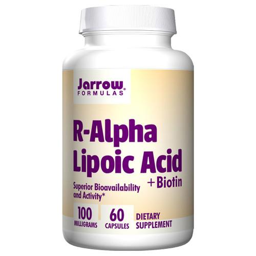 R-Alpha Lipoic Acid 60 vcaps