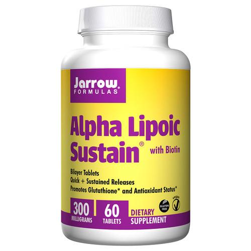 Alpha Lipoic Sustain 300 mg 60 tabs